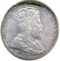 Canada 1910 5 Cents – Edward VII Coin Obverse