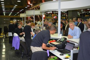 The World's Fair of Money is expected to draw upwards to 9,000 collectors over the five-day event, which features more than 1,000 coin and currency dealers.