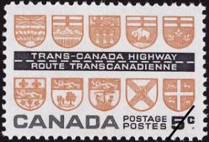 Highway 13  Stamp