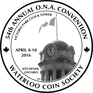 2016 Convention Medal - Clock Tower