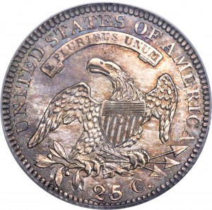 The 194-year-old coin is tied for the finest example at PCGS.