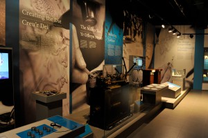 The experience promises to teach visitors exactly how coins of the U.K. are produced.