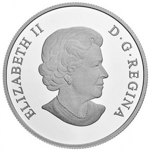 The coin's obverse