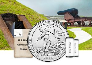 The U.S. Mint also recently unveiled this