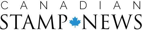 Canadian Stamp News Logo