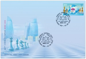 A first-day cover was also issued by KEP.