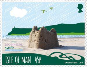 This 45p stamp