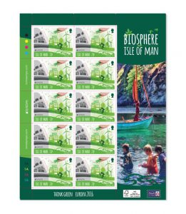 Available in mint condition or CTO (Cancelled to Order), this special sheetlet features 10 of the Europa 2016 stamps. For the Ecology in Europe – Think Green theme, a single design was shared by postal services across Europe to recognise the 60th anniversary of the Europa stamp movement.