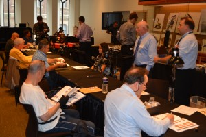 Viewing was brisk on Thursday for Session 1 of the Geoffrey Bell Auctions, being held in conjunction with Toronto Coin Expo.