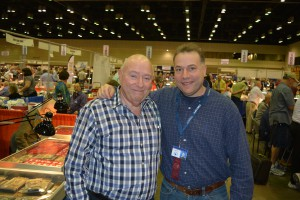 Geoff and Brian Bell of Geoffrey Bell Auctions.