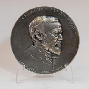 coles medal obverse