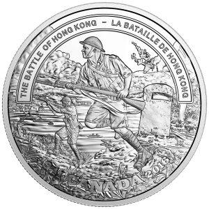 The Fine silver coin