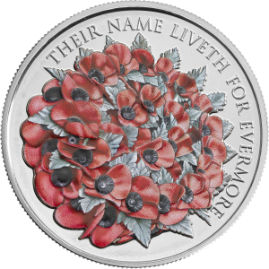 The coin is available in