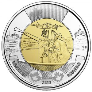 The coin was designed