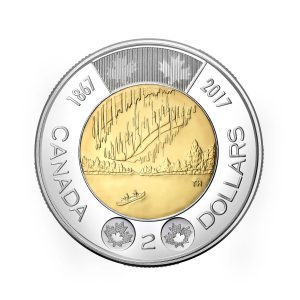 The forthcoming $2 coin was designed by British Columbia's Timothy Hsia, whose design was chosen as the winner of the 'Our Wonders' theme.