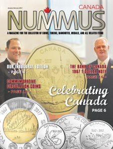Nummus Canada – Volume 1 #1