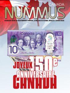 Nummus Canada – Volume 1 #3 (FR)