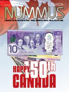 Nummus Canada – Volume 1 #3