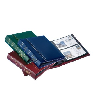 Albums for postcards and FDCs