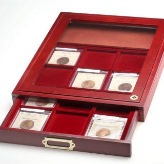 Wooden Coin Box Glass Insert (2)