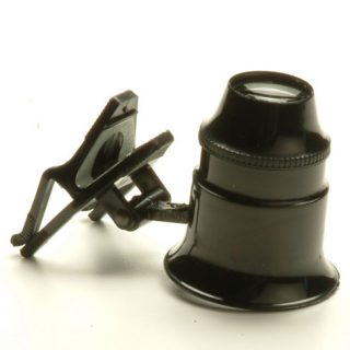 609 - Clip-On Loupe