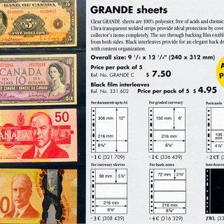 GrandeSheets