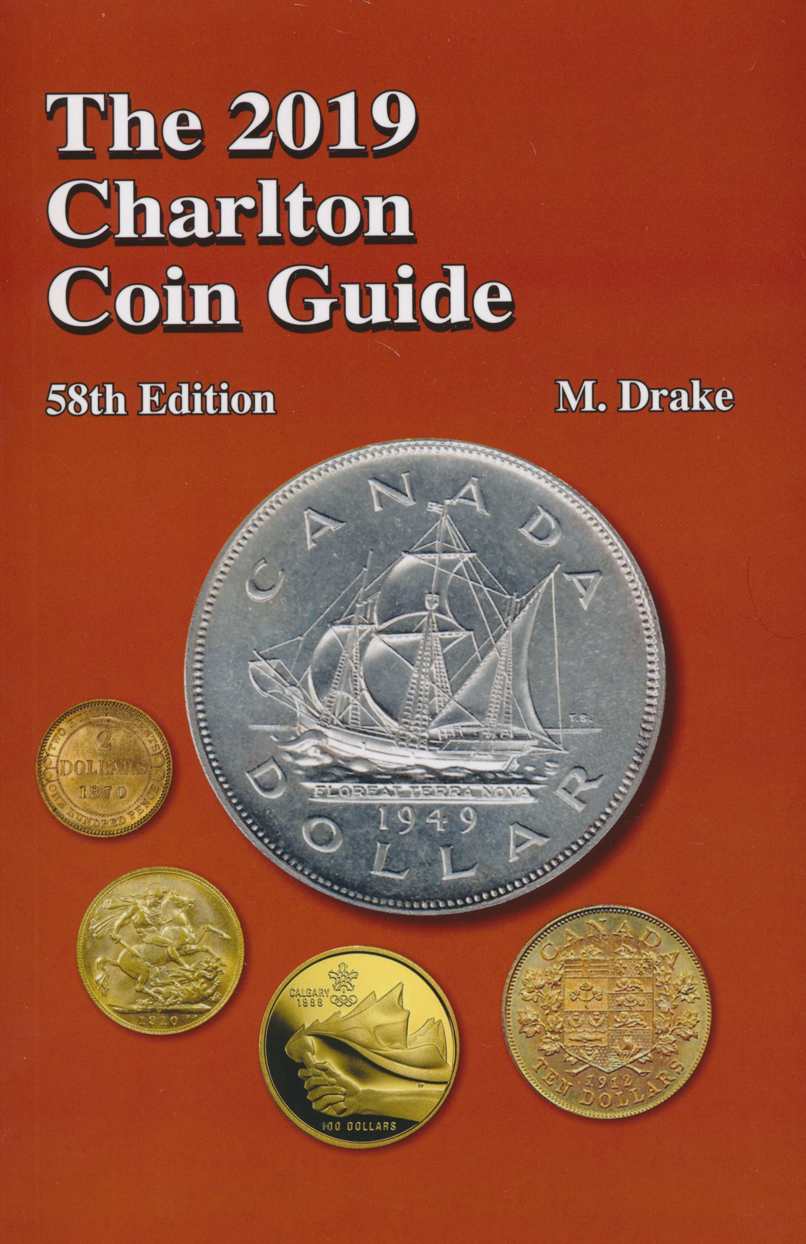 The 2019 Charlton Coin Guide – 58th Edition